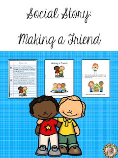 Making a Friend