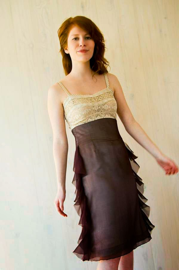 falda de YSR doble tela