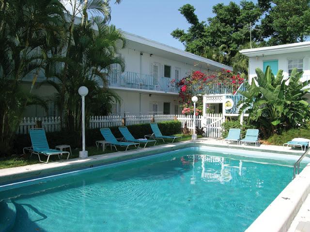 Green Island Inn em Fort Lauderdale em Miami