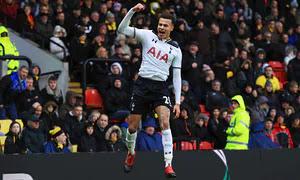 Tottenham Hotspur Dele Alli