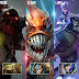 High win and pick rates in Dota2 7.20b Patch