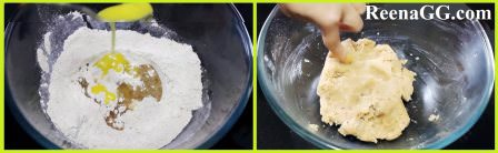 आटे अजवायन के बिस्कुट बनाने की विधि   How to Make Ajwain Atta Biscuits Recipe in Hindi