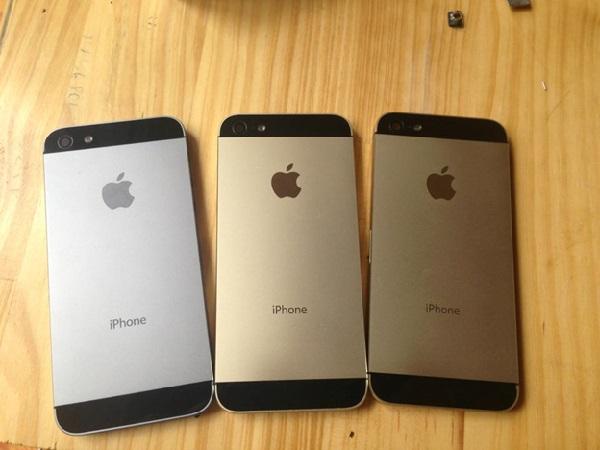 Dịch vụ thay vỏ iPhone 5s giá rẻ lấy ngay