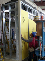 Customizing a modular building in Texas