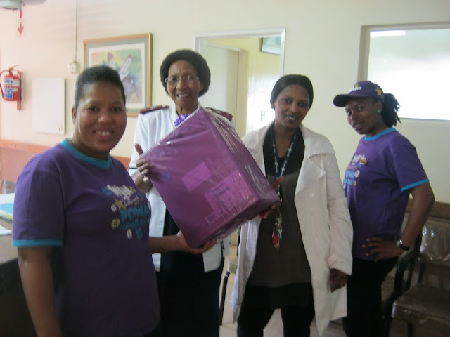 St Frances Care Centre - Hollywoodbets Donation