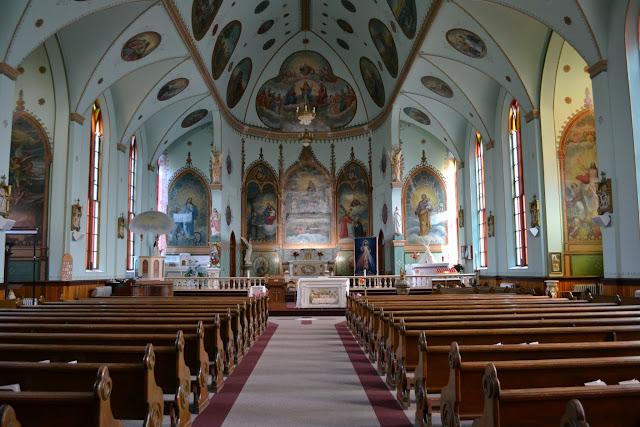 Місія Святого Ігната, Сент-Ігнатус, Монтана (St. Ignatius Mission, St Ignatius, MT)