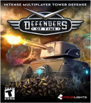 تحميل لعبة المدافعون عن الوقت Defenders of Time لعبة اكشن للكمبيوتر
