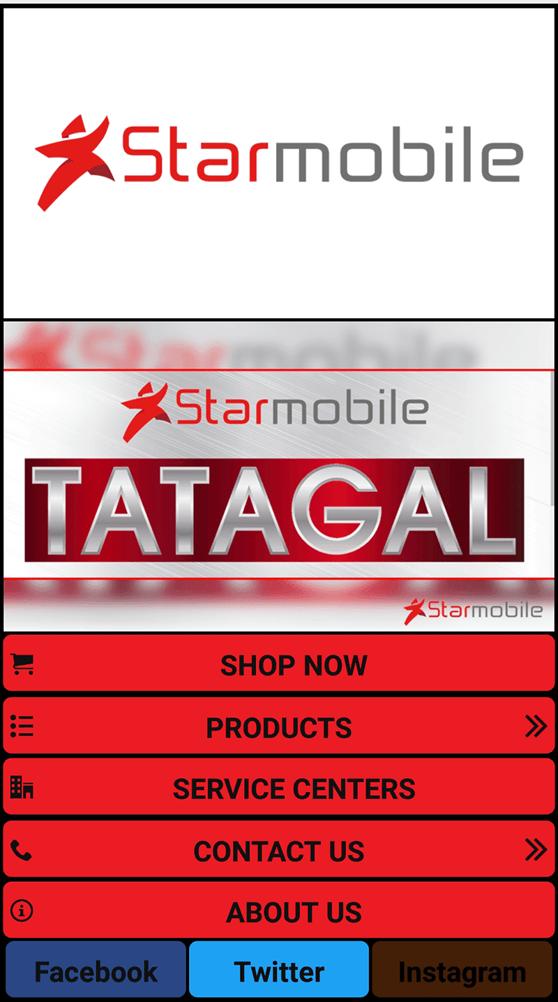 Starmobile announces improved after-sales and e-warranty apps!