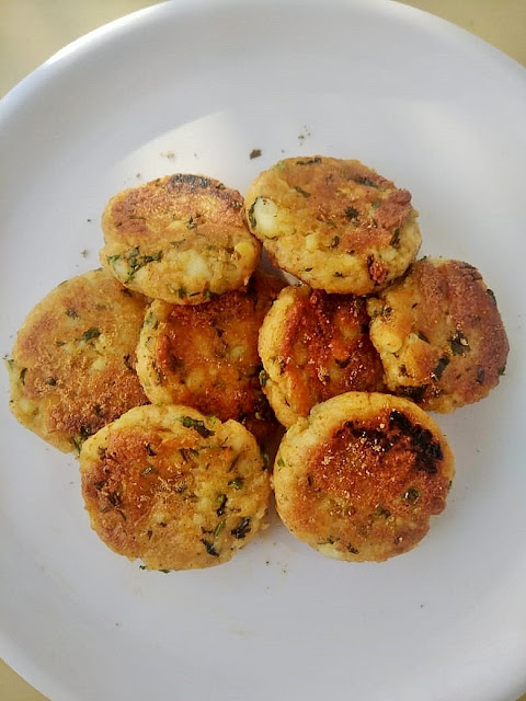 Bread aloo tikki recipe | How to make bread aloo tikki | Crispy aloo tikki
