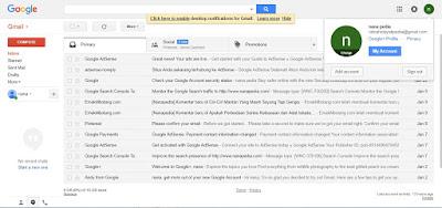 daftar email gratis