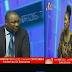 Paulette Kimuntu reçoit le journaliste, Laurent Onyemba  , l ' invité de la semaine (vidéo)