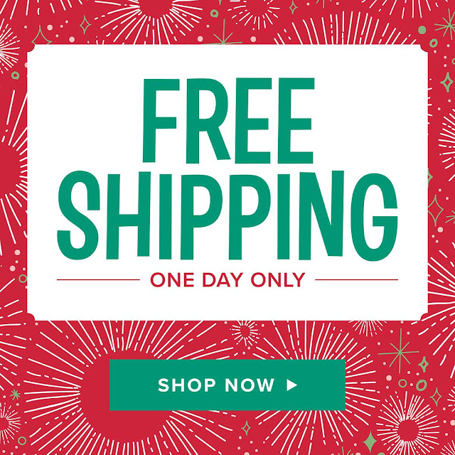FREE SHIPPING AT STAMPIN
