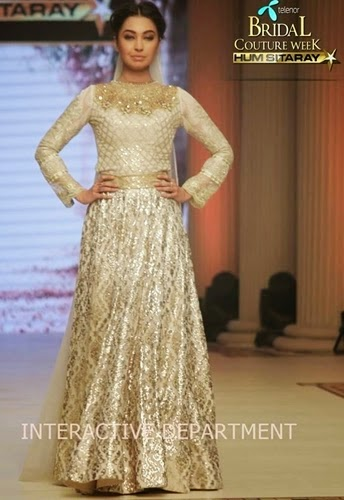 Latest Bridal Dress Collections 2015