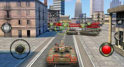 أفضل 5 العاب دبابات للاندرويد