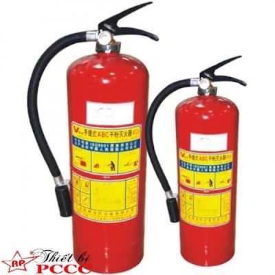 Bình chữa cháy bột ABC MFZL 8kg