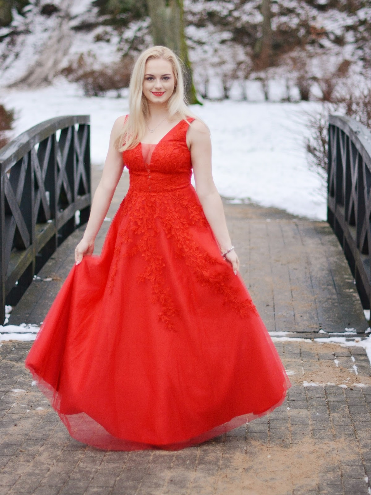 sukienka bal