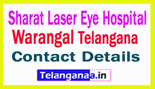 Sharat Laser Eye Hospital Warangal Telangana