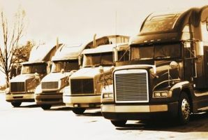 Types of tractor trailer jobs