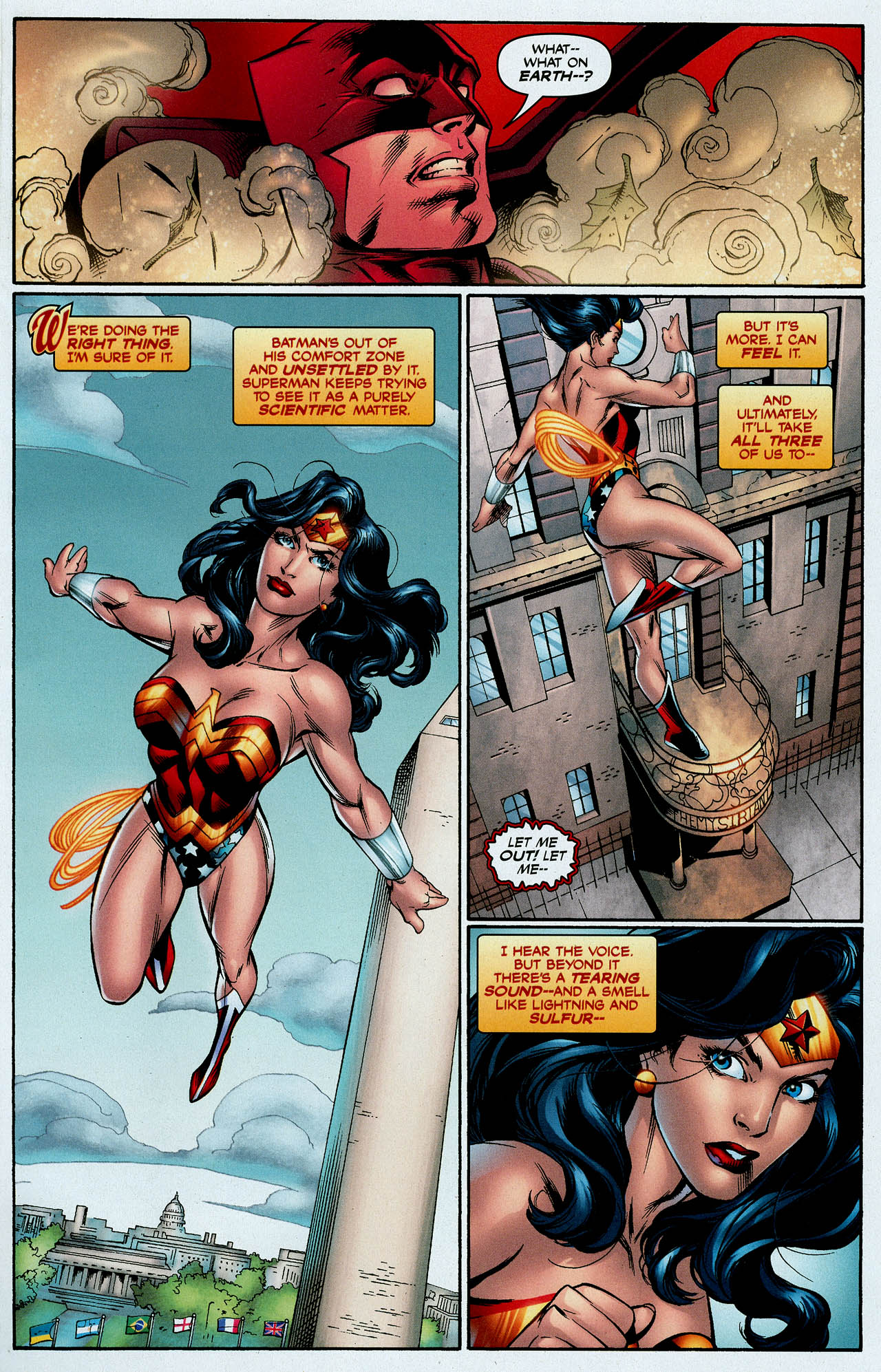 Read online Trinity (2008) comic -  Issue #1 - 19
