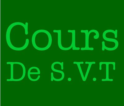 دروس علوم الحياة والأرض باللغة الفرنسية للسنة الأولى إعدادي دولية