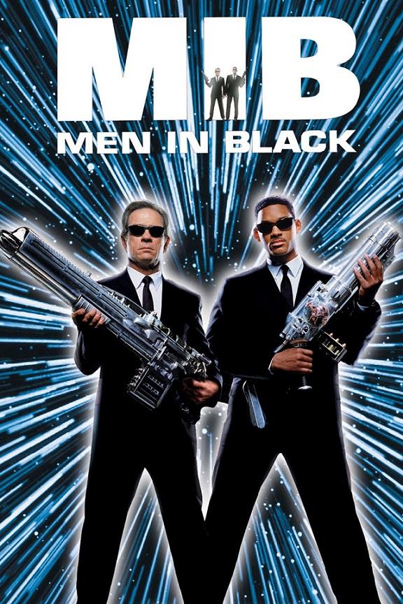 فیلم دوبله: مردان سیاهپوش 1 (1997) Men in Black