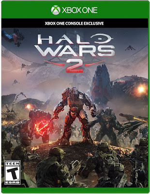 Halo Wars 2 Game Cover