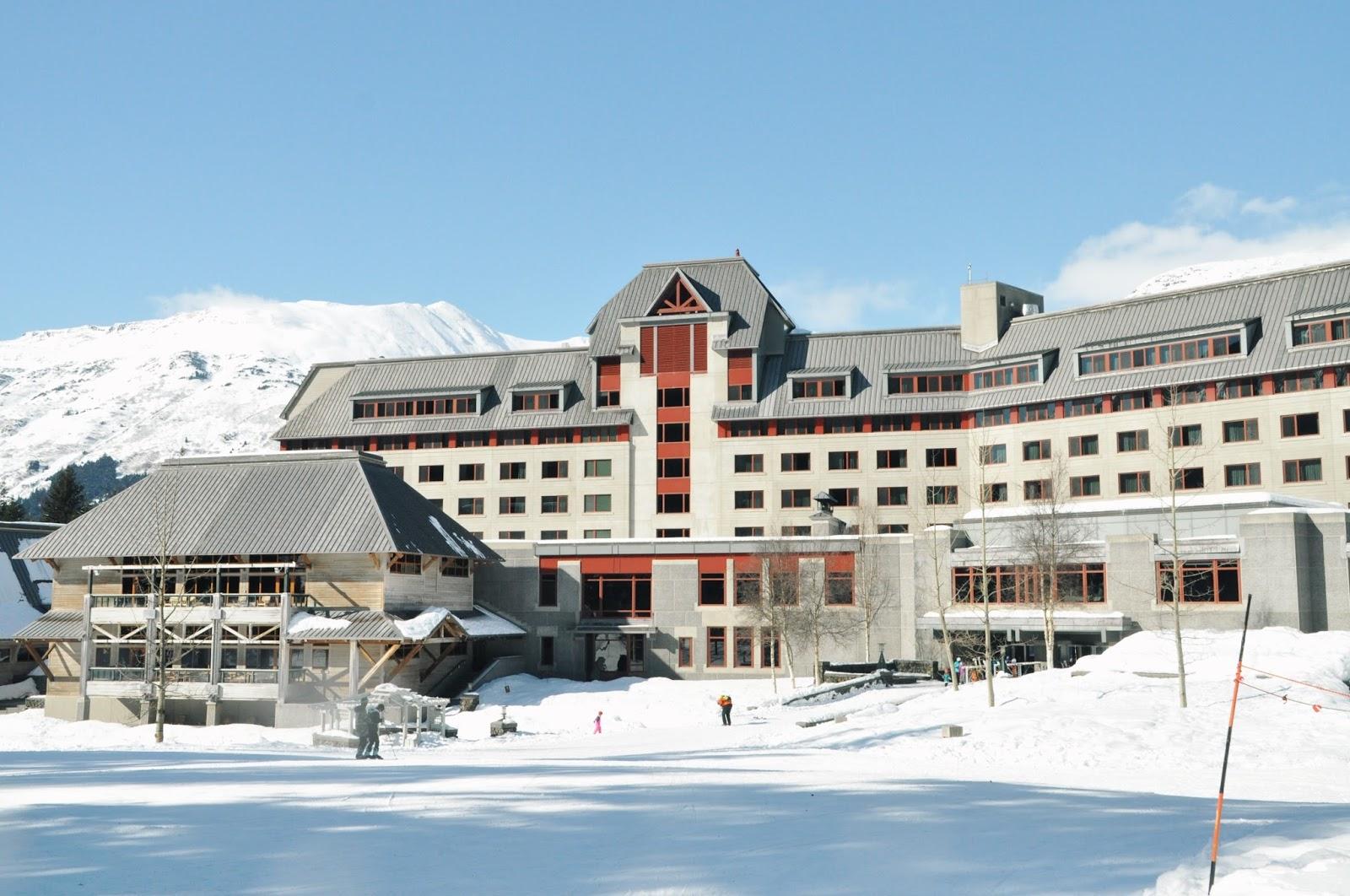 resort alaska ski