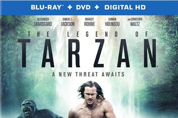 The Legend of Tarzan 2016 Dual Audio BRRip 480p 300mb ESubs