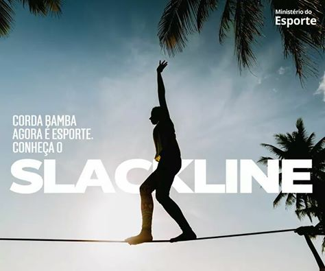 slackline em itapema