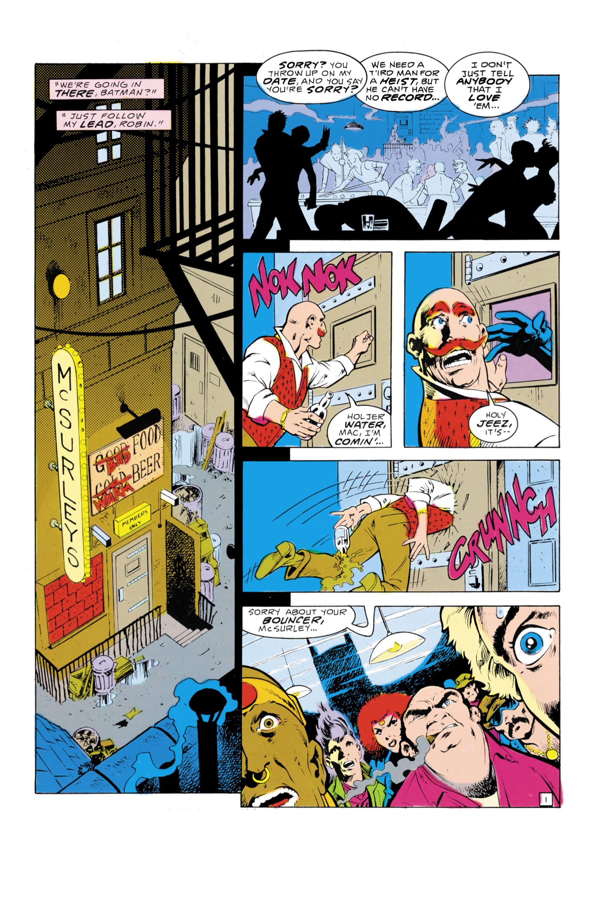 Detective Comics (1937) 570 Page 1