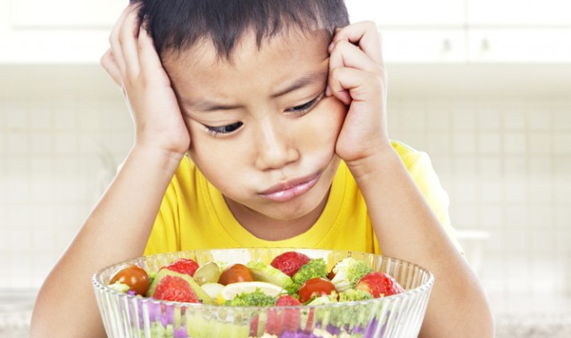 Tips Bagi Anak Yang Memiliki Berat Badan Yang Kurang