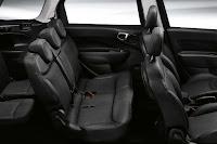 Fiat 500L Wagon (2018) Rear Seats