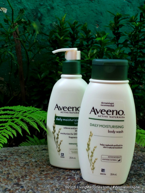 Review of Aveeno Skin Relief Collection