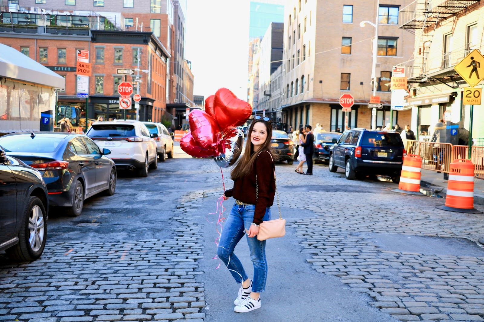 nyc valentines day outfit