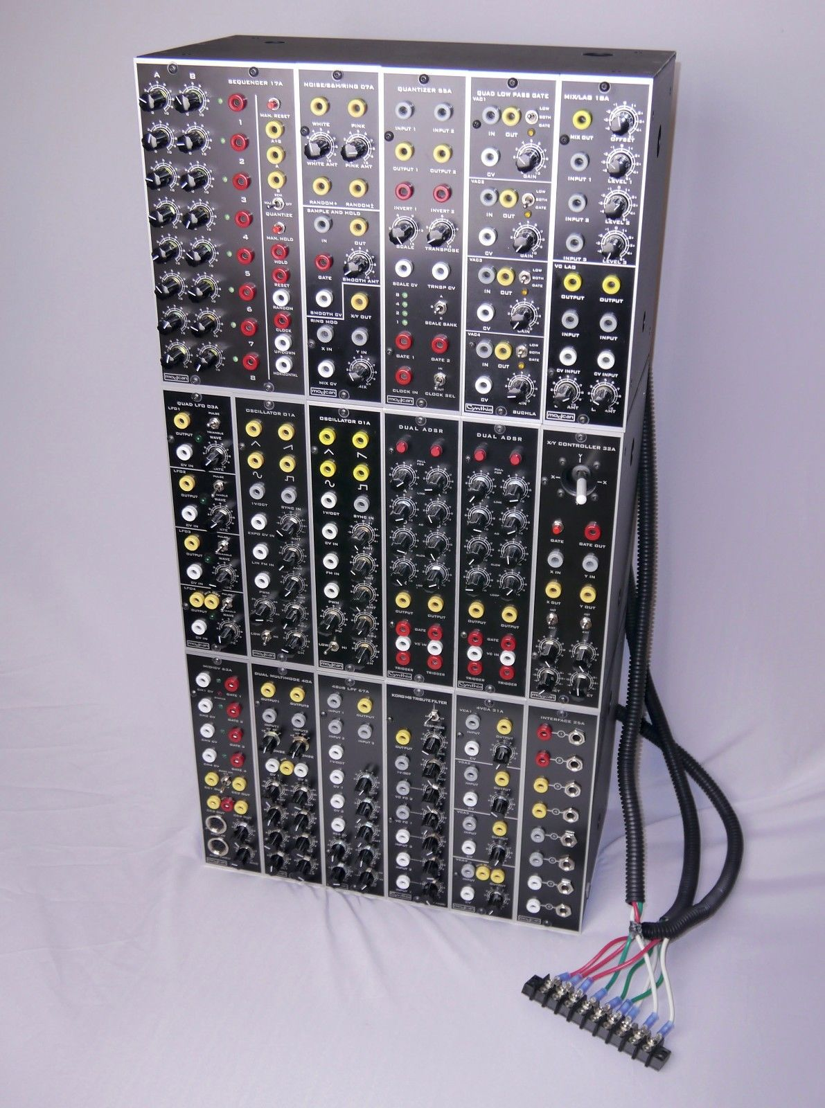 matrixsynth modcan a modular synthesizer. Black Bedroom Furniture Sets. Home Design Ideas