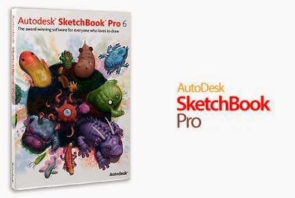 Autodesk SketchBook Pro 6 2 Full Patch mediafire Download | Patch