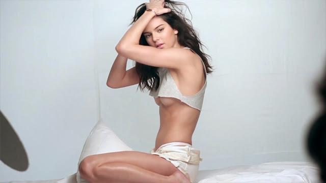 Kendall Jenner Nude Photoshoot
