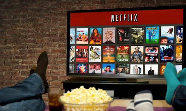 Netflix é uma provedora global de filmes e séries de televisão via streaming