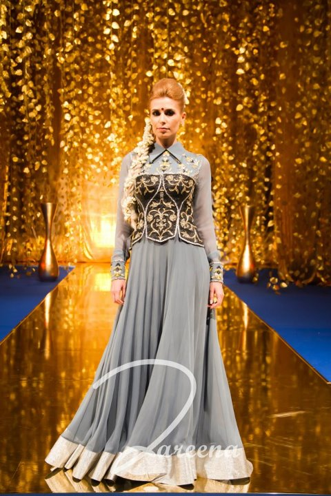 Zareena Arabian Dresses Collection 2012 | She-Styles ...