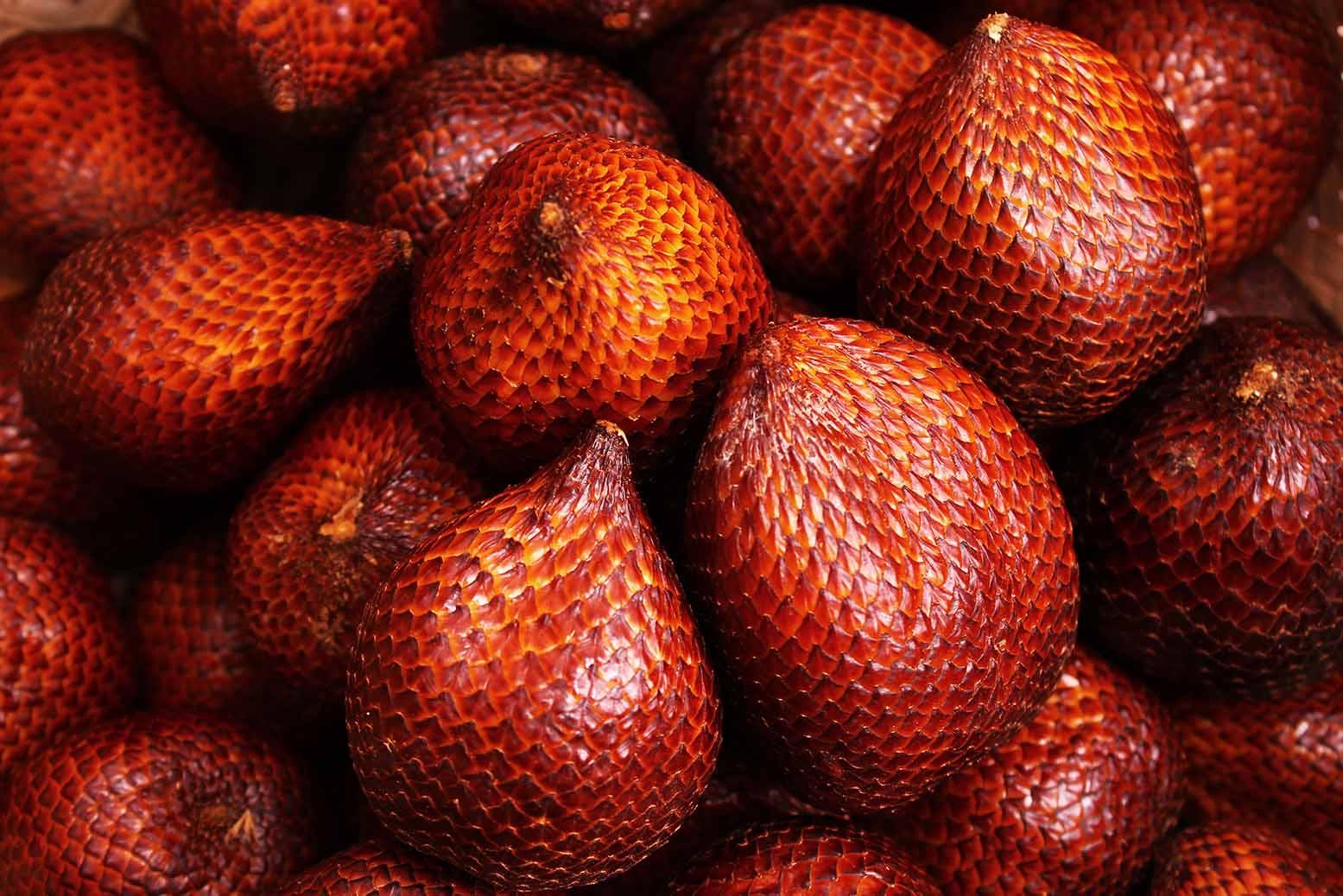 manfaat buah salak untuk menjaga kesehatan