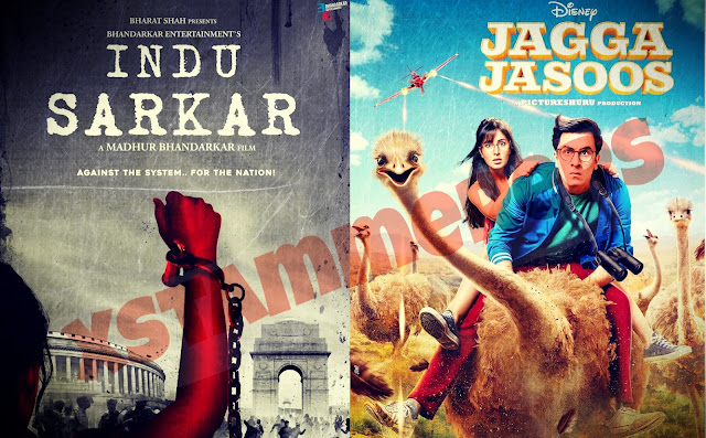 Xstammerers - Indu Sarkar and Jagga Jasoos
