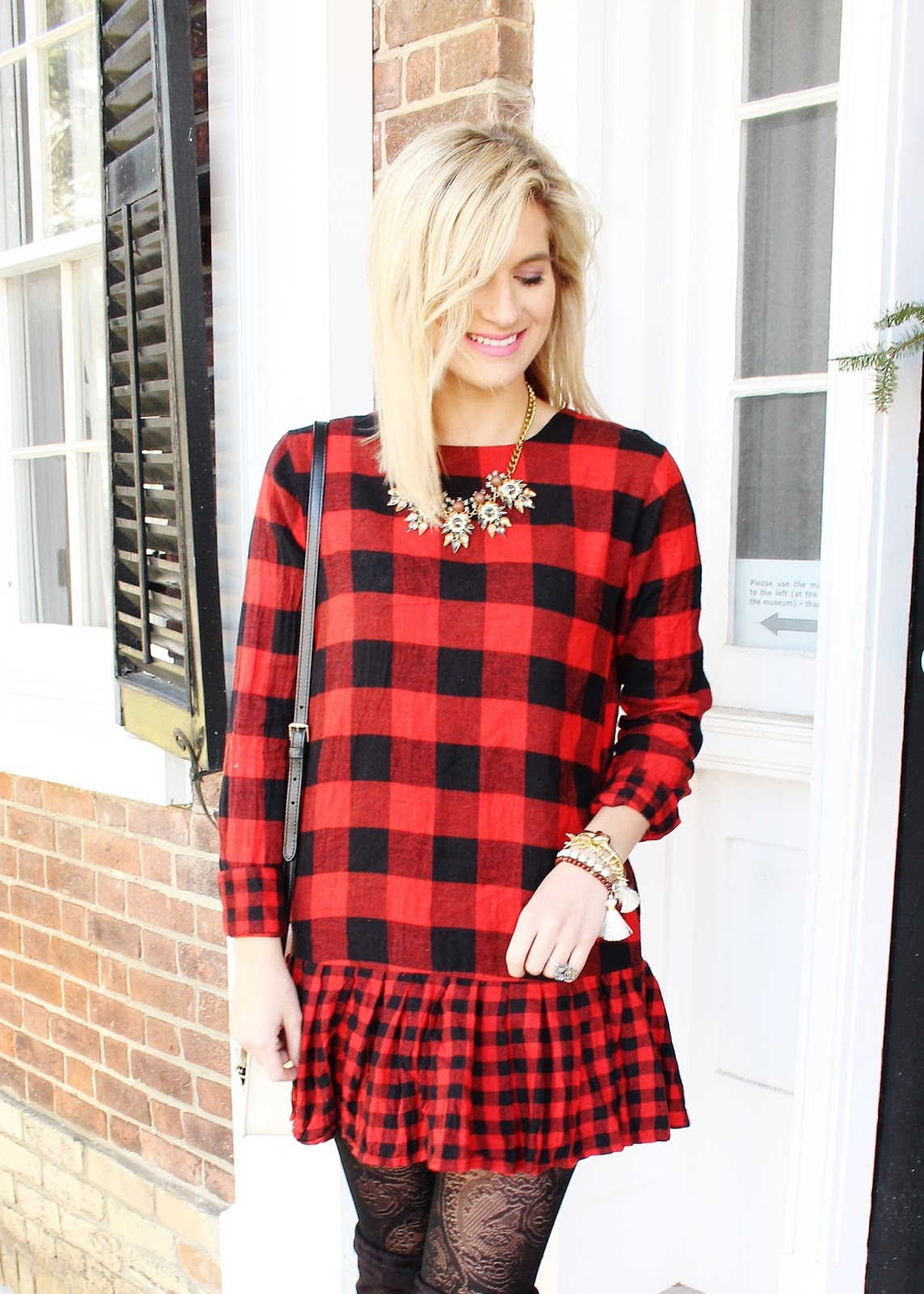 bijuleni-buffalo plaid, Langsura
