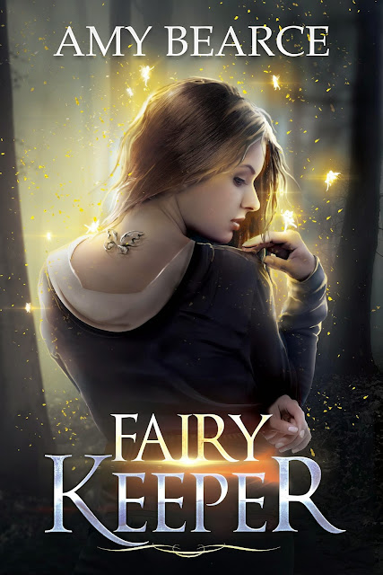 Beautiful 2017 Book Cover Designs  Fairy Keeper Amy Bearce