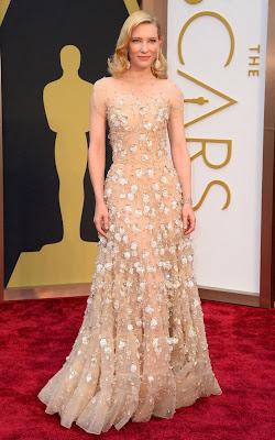Oscars 2014 Cate Blanchett