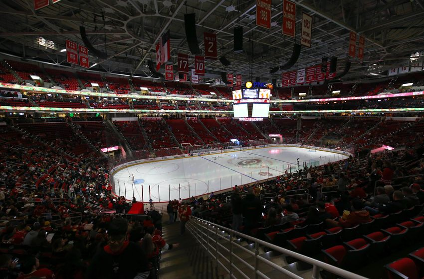 Upgrades Coming To PNC Arena