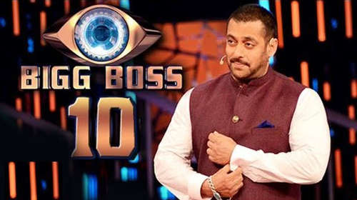 Poster Of Bigg Boss 10 (Premiere) 16th October 2016 500MB HDTV 576p Free Download Watch Online Worldfree4u