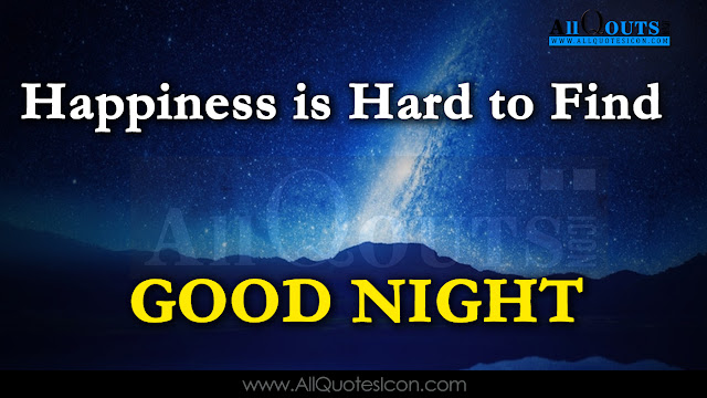 Good Night Images With Thoughts In English Best Hd Wallpaper