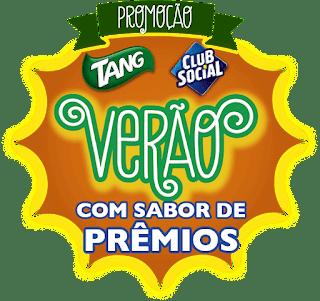 Promoção Verão Com Prêmios Tang e Club Social 2018