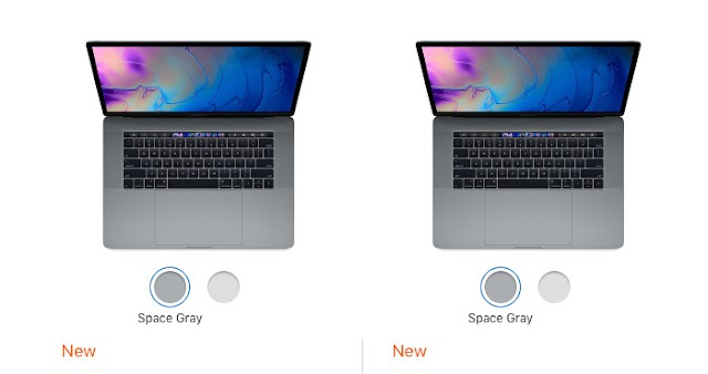 Apple Makes 2018 MacBook Pro Models Available For In-Store Pick Up In The US