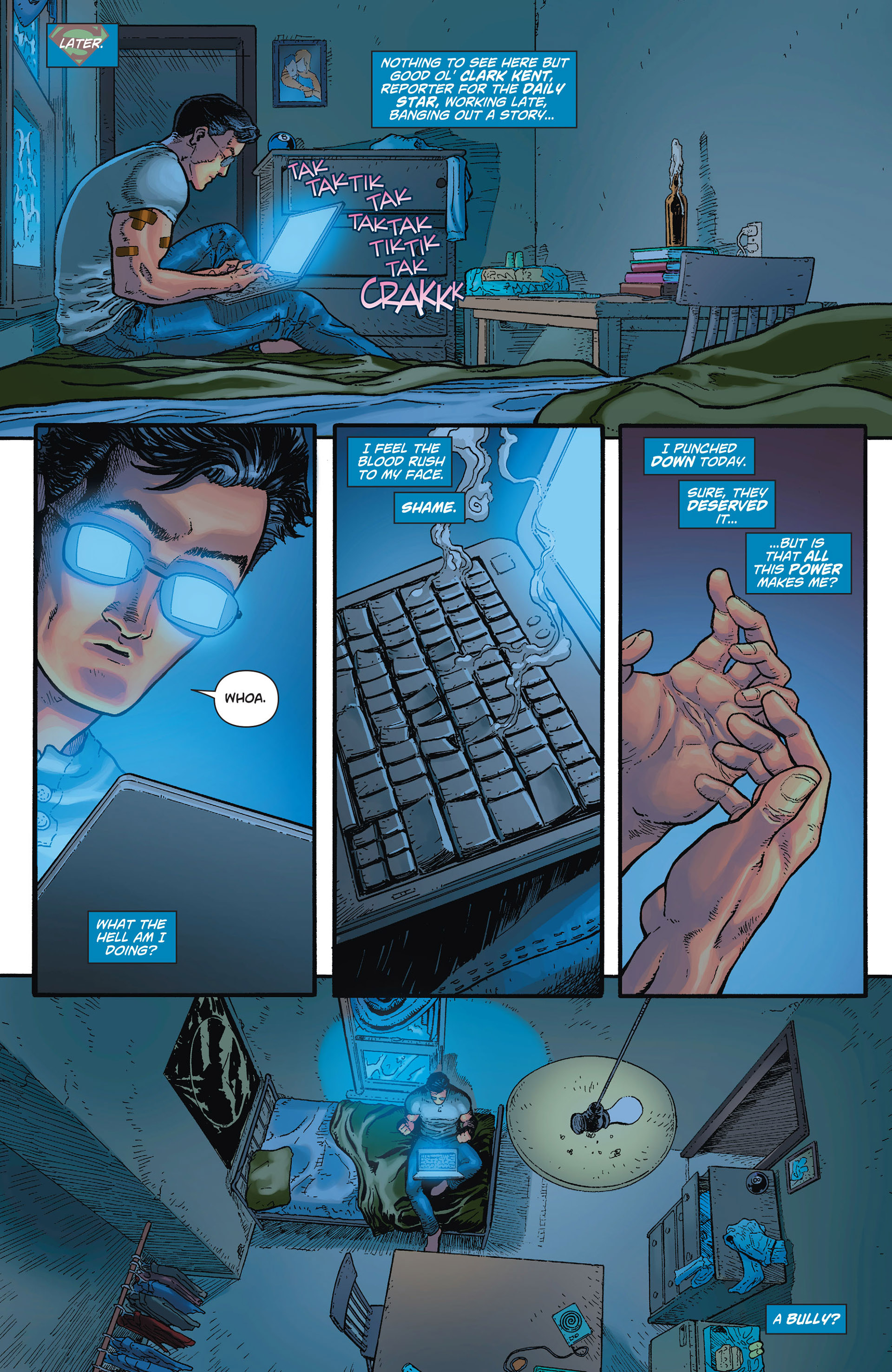 Read online Action Comics (2011) comic -  Issue #25 - 7